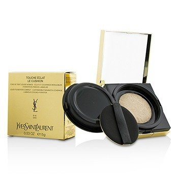 Yves Saint Laurent Touche Eclat Le Cushion Base Compacta Líquida - #B40 Sand