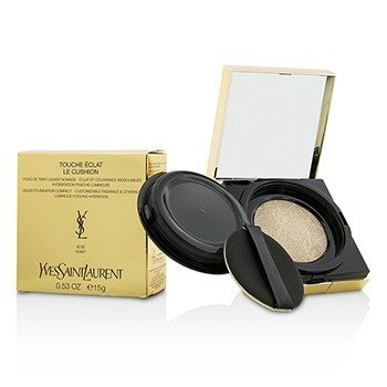 Yves Saint Laurent Touche Eclat Le Cushion Base Compacta Líquida - #B50 Honey