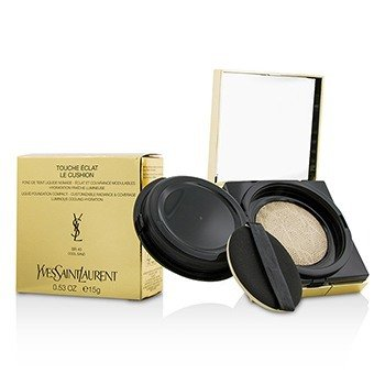 Yves Saint Laurent Touche Eclat Le Cushion Base Compacta Líquida - #BR40 Cool Sand