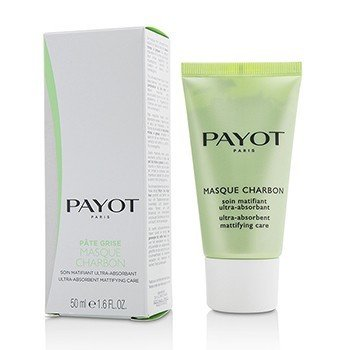 Payot Pate Grise Masque Charbon Ultra-Absorbent Mattifying Care