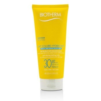 Biotherm Lait Solaire Hydratant Leche Anti-Secante SPF 30 - For Face & Body
