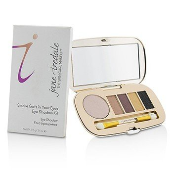 Jane Iredale Smoke Gets In Your Eyes Eye Shadow Kit (New Packaging)