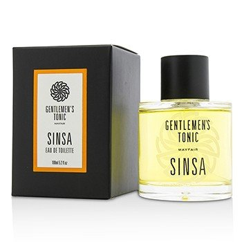 Gentlemens Tonic Sinsa Eau De Toilette Spray