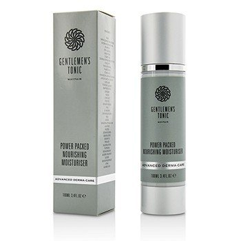 Gentlemens Tonic Advanced Derma-Care Power Packed Hidratante Nutritivo