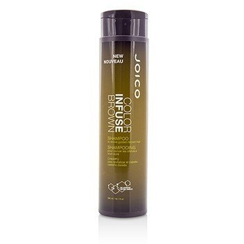 Joico Color Infuse Brown Champú (Para Revivir el Cabello Café-Dorado)