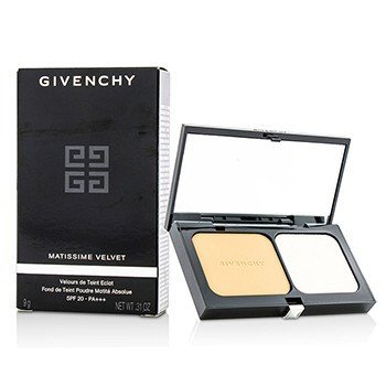 Givenchy Matissime Velvet Radiant Base en Polvo Mate SPF 20 - #05 Mat Honey