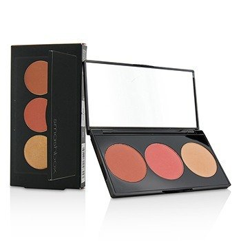 Smashbox L.A. Lights Paleta Rubor & Iluminador - #Culver City Coral