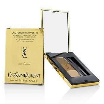 Yves Saint Laurent Couture Paleta de Cejas - #1 Light To Medium