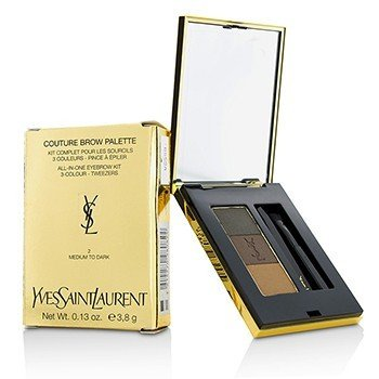 Yves Saint Laurent Couture Paleta de Cejas - #2 Medium To Dark