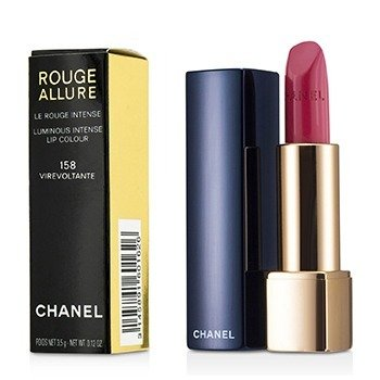 Chanel Rouge Allure Color de Labios Luminoso Intenso - # 158 Virevoltante