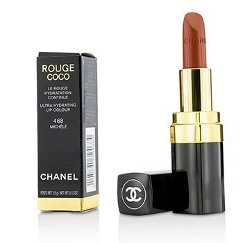 Chanel Rouge Coco Color de Labios Ultra Hidratante - # 468 Michele