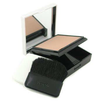 Benefit Hello Flawless! Custom Powder Cover Up For Face SPF15 Polvos - # All The Worlds My Stage ( Beige )