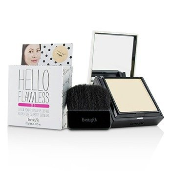 Benefit Hello Flawless! Custom Polvos Cubrientes Rostro SPF15 - # I Love Me (Ivory)  IB163