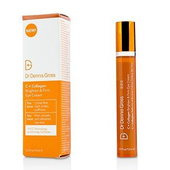 Dr Dennis Gross C + Collagen Brighten & Firm Eye Cream