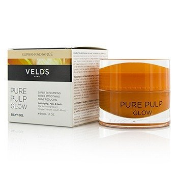 Velds Pure Pulp Glow Silky Gel Para un Brillo Saludable Personalizado