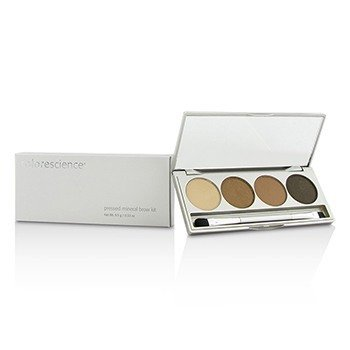 Colorescience Kit de Cejas Mineral Compacto