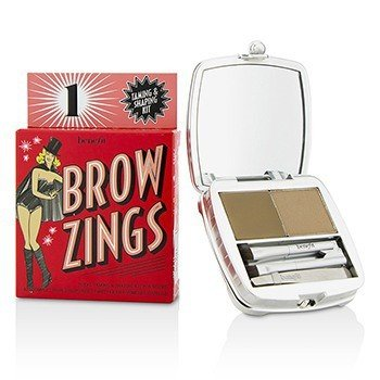 Benefit Brow Zings (Kit Domesticación & Moldeado Total Para Cejas) - #1 (Light)