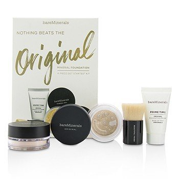 BareMinerals Kit Get Started Base Mineral - # 03 Fairly Light