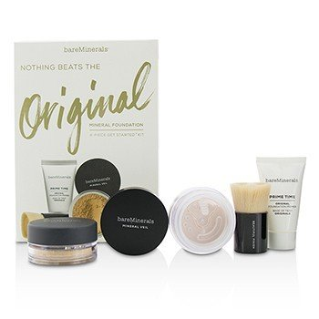 BareMinerals Kit Get Started Base Mineral - # 12 Medium Beige