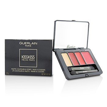 Guerlain KissKiss From Paris Lip Contouring Palette - # 001 Passionate Kiss
