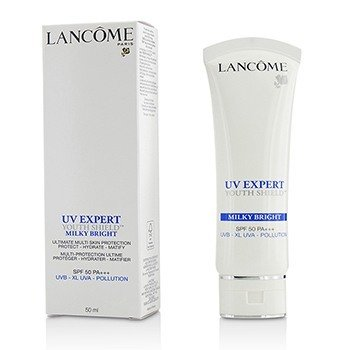 Lancome UV Expert Youth Shield Lechoso Brillante SPF50 PA+++