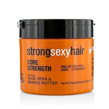 Sexy Hair Concepts Strong Sexy Hair Core Strength Mascarilla Nutritiva Anti-Rotura