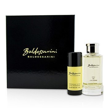 Baldessarini Baldessarini Coffret: Eau De Cologne Spray 75ml + Desodorante en Barra 40ml