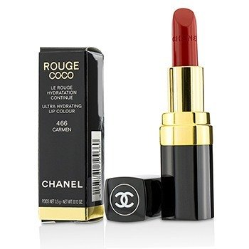 Chanel Rouge Coco Color de Labios Ultra Hidratante - # 466 Carmen