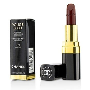 Chanel Rouge Coco Color de Labios Ultra Hidratante - # 470 Marthe
