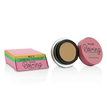 Benefit Boi ing Corrector Aerógrafo - # 02 (Light/Medium)