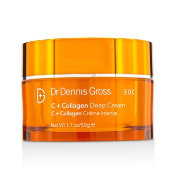 Dr Dennis Gross C+ Collagen Crema Profunda