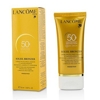 Lancome Soleil Bronzer Smoothing & Refreshing Protective Cream