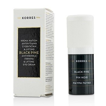 Black Pine Crema de Ojos Anti-Arrugas, Reafirmante & Lifting
