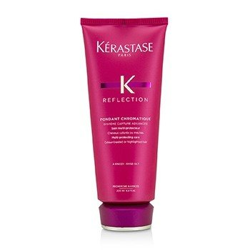 Kerastase Reflection Fondant Chromatique Cuidado Multi Protector (Cabello Tratado con Color o con Iluminaciones)