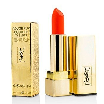 Yves Saint Laurent Rouge Pur Couture Los Mates - # 220 Crazy Tangerine