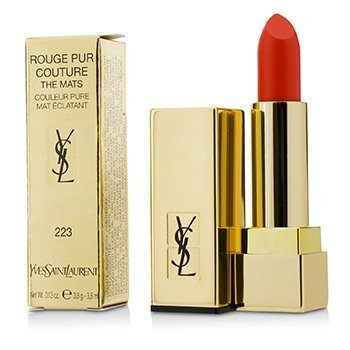 Yves Saint Laurent Rouge Pur Couture Los Mates - # 223 Coral Anti Mainstream