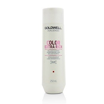 Goldwell Dual Senses Color Champú Brillo Extra Rico (Luminosidad Para Cabello Áspero)