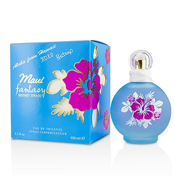 Britney Spears Maui Fantasy Eau De Toilette Spray