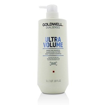 Goldwell Dual Senses Ultra Volume Champú Bodificante (Volumen Para Cabello Fino)