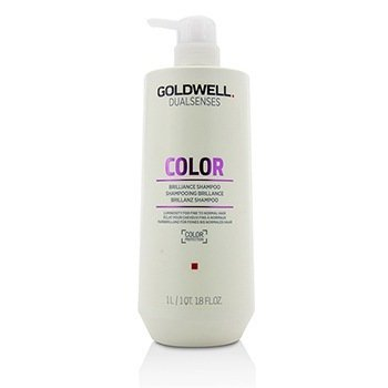 Goldwell Dual Senses Color Brilliance Champú  (Luminosidad Para Cabello Fino a Normal)