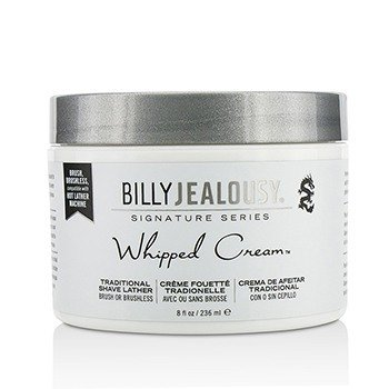 Billy Jealousy Signature Series Whipped Cream Espuma de Afeitar Tradicional