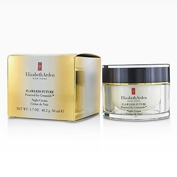 Elizabeth Arden Flawless Future Powered by Ceramide Crema de Noche