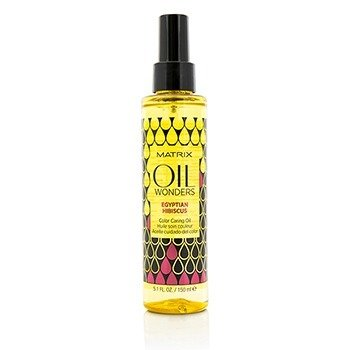 Matrix Oil Wonders Egyptian Hibiscus Aceite Cuidado de Color