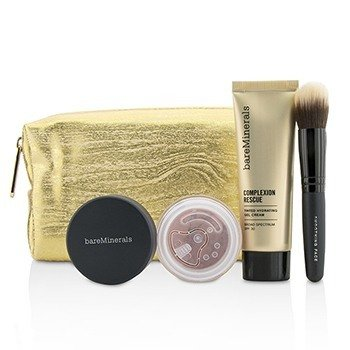 BareMinerals Set Take Me With You Complexion Rescue Try Me - # 03 Buttercream