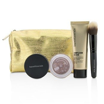 BareMinerals Set Take Me With You Complexion Rescue Try Me - # 07 Tan