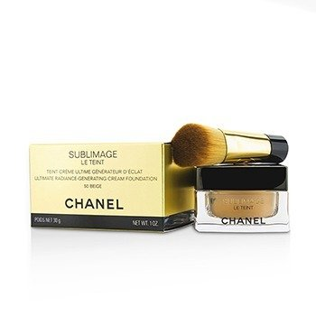 Chanel Sublimage Le Teint Ultimate Crema Base Generadora de Resplandor - # 50 Beige