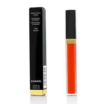 Chanel Rouge Coco Gloss Brillo Hidratante - # 748 Nectar