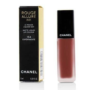 Chanel Rouge Allure Ink Color de Labios Líquido Mate - # 154 Experimente