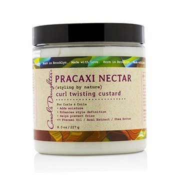 Carols Daughter Pracaxi Nectar Curl Twisting Custard (Para Rizos & Rollos)