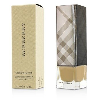 Burberry Fresh Glow Base Fluida Luminosa SPF15 - # No. 36 Dark Sable